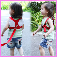 Angel Wings Baby Walking Harness Anti Lost Safety Harness Baby Wrist Leash Anti Lost Lope Leashes