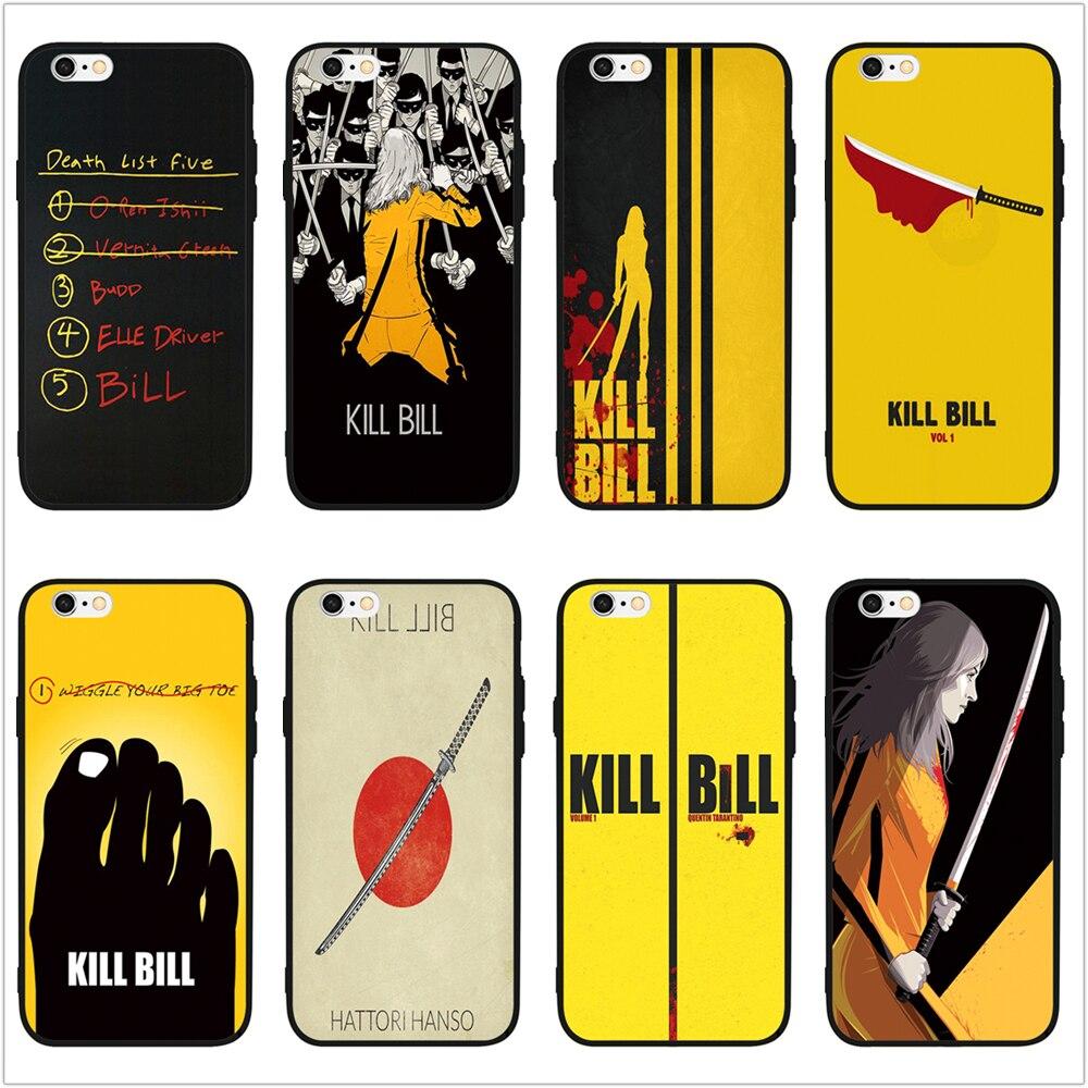 Kill Bill Movie Phonecase