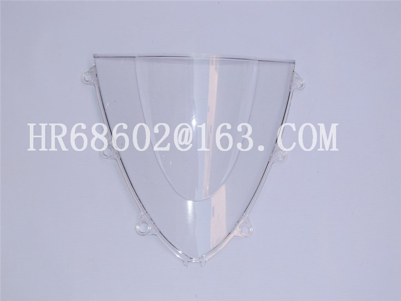For Honda CBR 1000 RR 2008 2009 2010 2011 White Windshield WindScreen Double Bubble Cbr 1000 Rr CBR1000 CBR1000RR Cbr1000