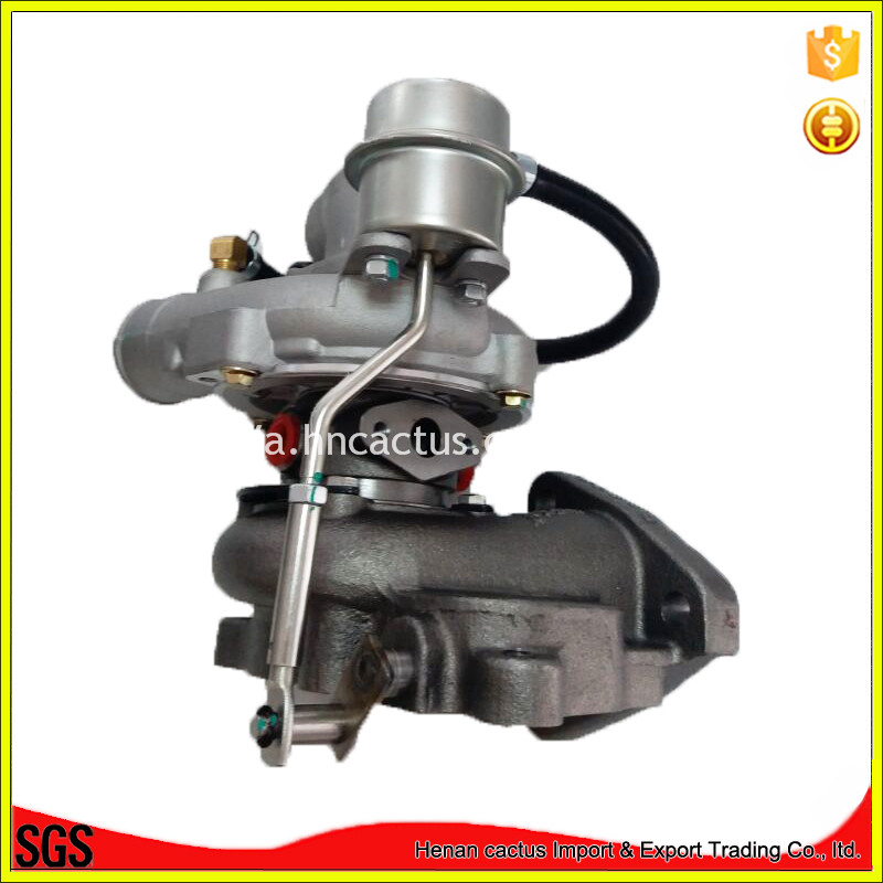 US $162 0 10% OFF|Supercharger D4BH 4d56 engine GT1749S 715843 5001S 28200  42600 715843 1 turbo charger for hyundai Starex H1 H200 Satelite-in