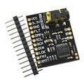 Raspberry Pi Placa de Som interface de I2S pHAT PCM5102 DAC ES9023 24-bit Placa De Áudio Com Jack Estéreo Para Além Do Módulo PCM1794