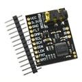 Raspberry Pi pHAT Звуковая Карта PCM5102 DAC I2S интерфейс Модуль 24-битный Аудио Доска С Стерео Разъем За ES9023 PCM1794