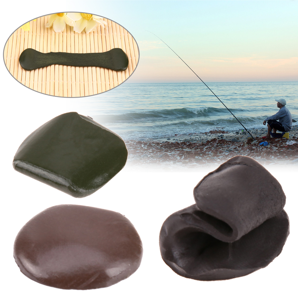 Carp Fishing Accessories 15 g Tungsten Rig Putty Soft Mud Carp Fishing Weights Terminal Heavy for Fishing Tackle Baits Pesca maximumcatch soft tungsten putty 3 pieces tungaten weight carp terminal tackle tungsten sinker for carp fishing