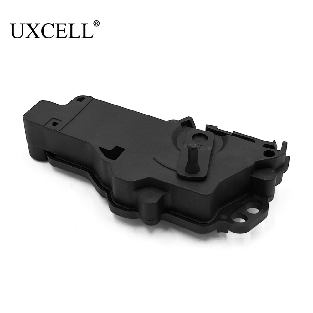 uxcell/® F81Z25218A43AA Black Automobile Car Left Driver Side Door Lock Actuator for Ford