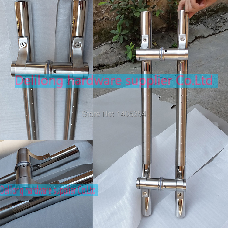 New Arrival Superior Quality Commercial Glass Door Handles D 239 2