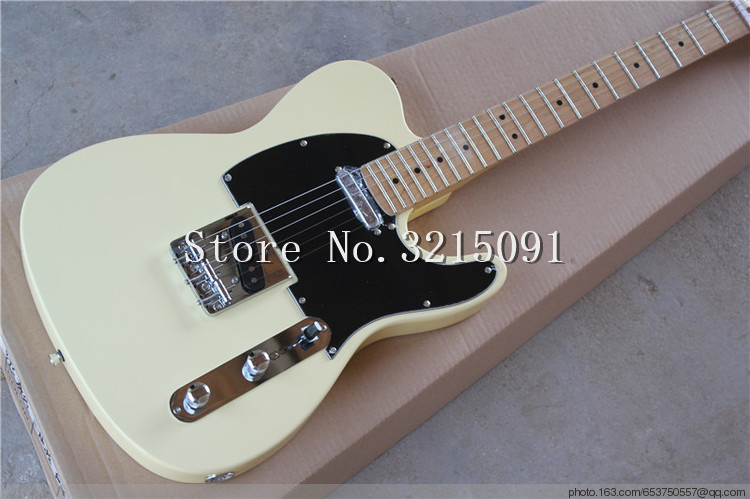 Stringed Instruments Guitar Brave High Quality Tl Electric Guitars China Guitar Maple Fingerboard 22 F 100% Reals Guitarra