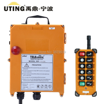 Nice UTING CE FCC F23-BBL Industrial Wireless Radio Remote Control(1 Transmitter+1 Receiver) for Crane