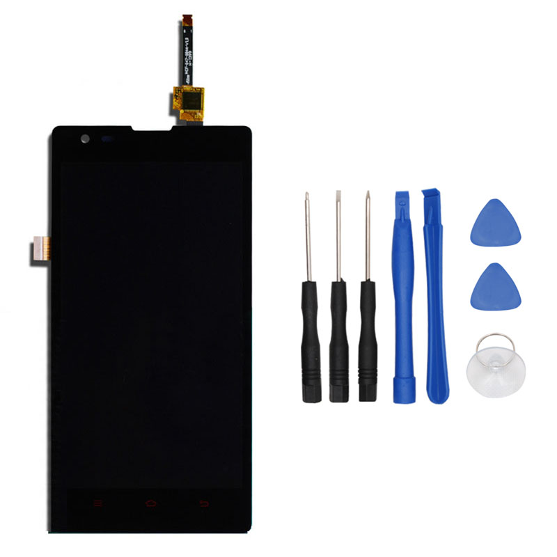 Original Display For Xiaomi Redmi 1 1S LCD Screen With Touch Digitizer Sensor Assembly Replacement For Hongmi 1 Red Rice 1S