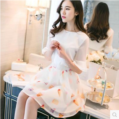 Online Get Cheap Korean Summer Dress -Aliexpress.com  Alibaba Group