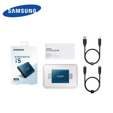 Samsung T5 Eksternal SSD USB3.1 USB3.0 250 Gb/500 GB HD Hard Drive Disco Duro Externo 1TB Solid state Drive HDD untuk Desktop Laptop(China)