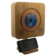 Bambú Tecla Táctil Reproductor de CD