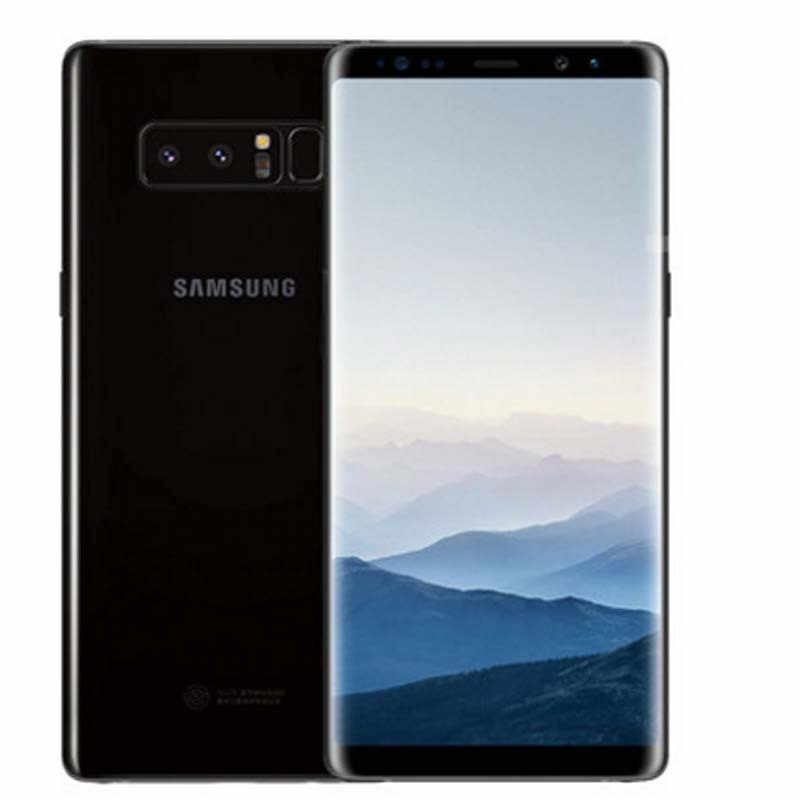 "Samsung Galaxy Note8 Note 8 N950U Original débloqué LTE Android téléphone portable Octa Core 6.3 ""double 12MP 6G RAM 64G ROM"