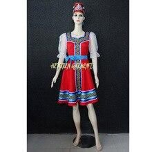 Visoka kvaliteta po mjeri čovjek ili djeca Ruska nacionalna haljina, narodni plesni vrhovi za muškarce Jakne Drop Dostava Besplatna dostava