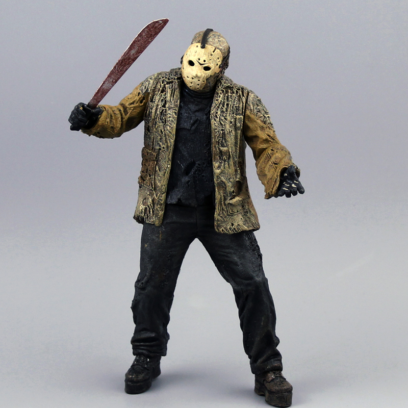Out Of Print Limited NECA The Horrors Of The Classic Doll Statue Freddy Vs Jason Friday the 13th Part quality of the perfect out of print italeri 1 35 m4a1 sherman 225