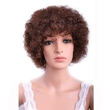 купить✲  Sambraid Hair Фронта Шнурка Синтетические Парики Низкой Температуры Света Будущего Мягкого Волокна  Лучш