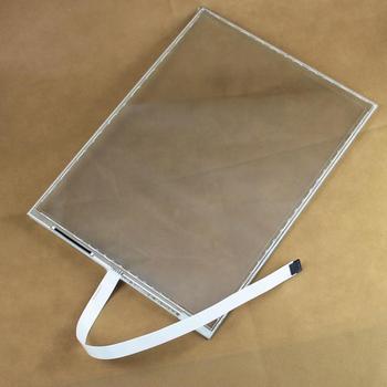 1PCS Original ELO P/N:E411654 SCN-AT-FLT14.1-004-0H1-R Touch Screen Digitizer Panel Glass