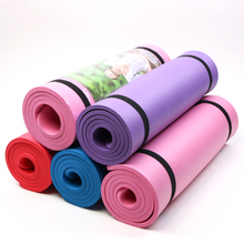 hot sale 183x61x1cm nonslip women rubber sport yoga mat for fitness gym sport exercise training yoga mat gymnastics mats