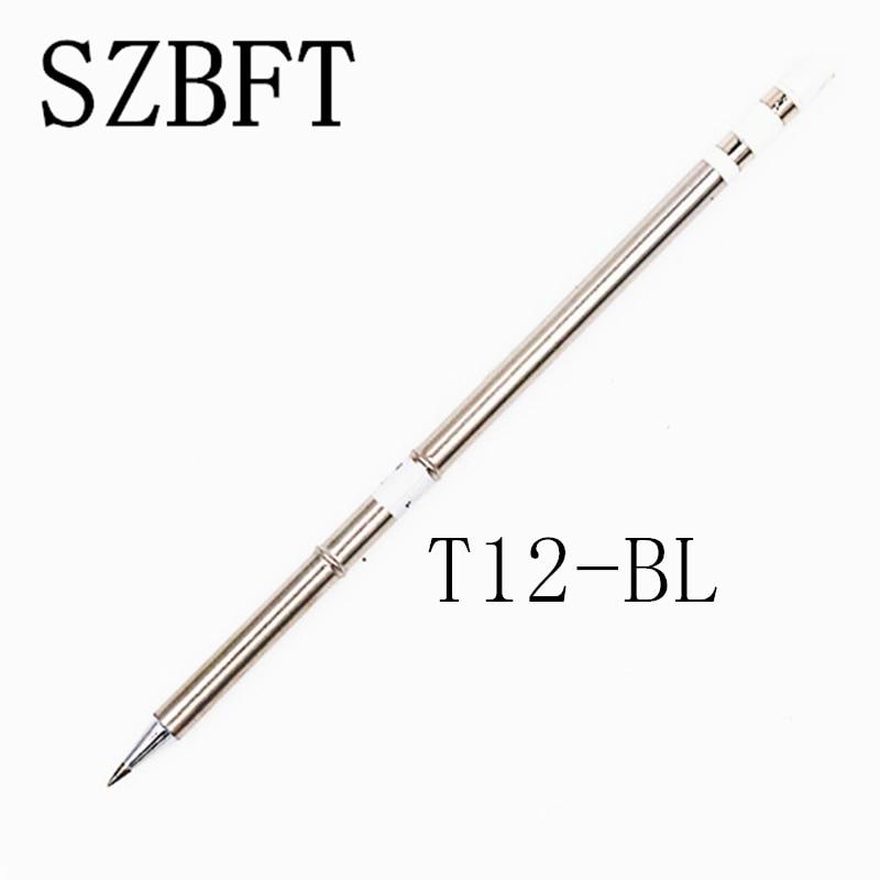 SZBFT T12-BL elektriniai litavimo lygintuvai Lydmetalio temperatūros - Suvirinimo įranga - Nuotrauka 1