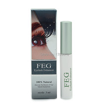 Chinese Herbal Powerful Makeup Eyelash Growth Treatments Liquid Serum Enhancer Eye Lash Longer Thicker