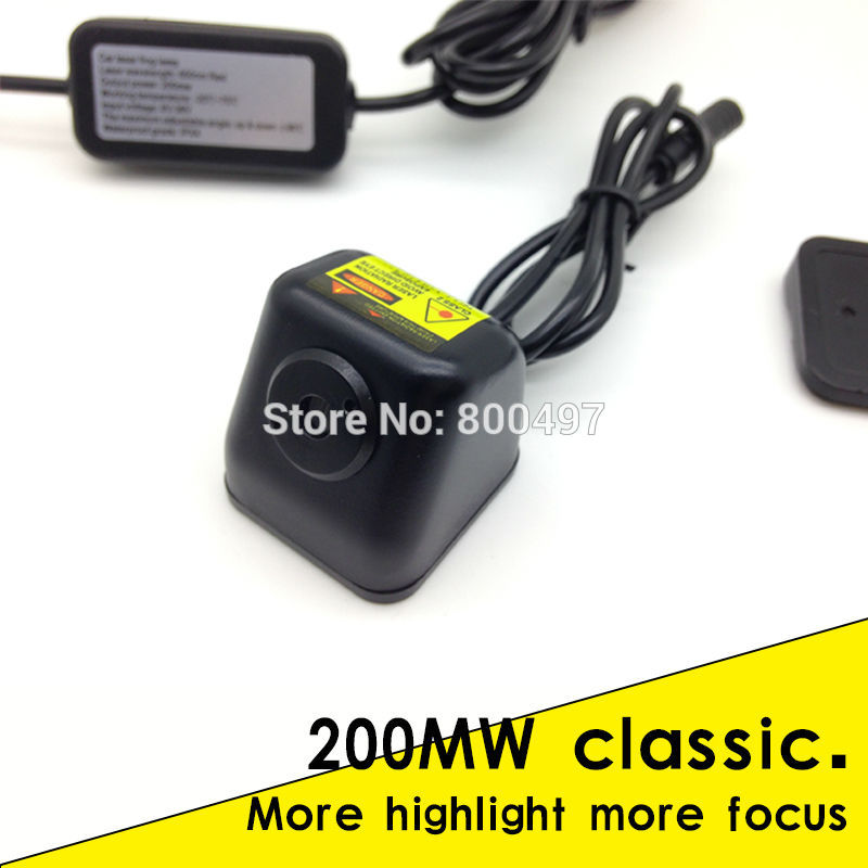 Universal 12V 24V Auto Car Laser Fog Light Rear Anti-Collision Driving Safety Signal Warning Lamp Braking Parking Warning Light mw light подвесная люстра mw light адель 3 373011412