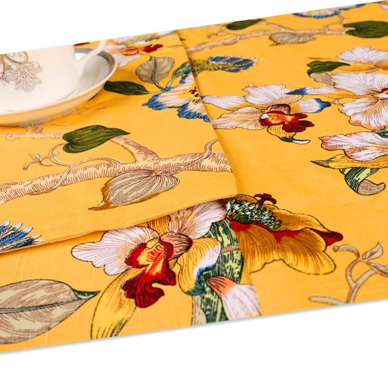ჩაის Upscale Placemat Tea დასავლური - სახლის ტექსტილი - ფოტო 2