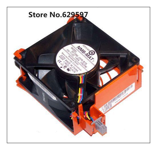 Cpu Cooling Fan For Dell Poweredge 1900 Pe2900 Fan C9857