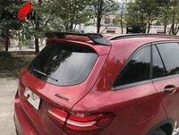 Углеродного волокна спойлер багажника для Mercedes Benz GLC X253 GLC200 GLC250 GLC300 2015 2016 2017
