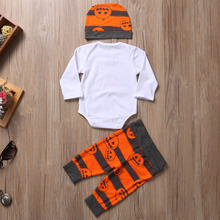 Halloween Baby Clothing Set