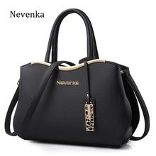 Nevenka Women Bag Women's Handbag OL Style Shoulder Bag Casual Tote Crossbody Bags Female Original Design Wallet Toiletry Sac