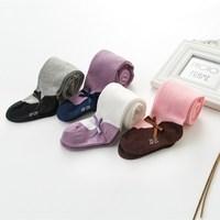 Cute Cartoon Children Socks Chinese Knot Cotton Baby Socks Knee High Socks Toddler Girls Clothing Accessories