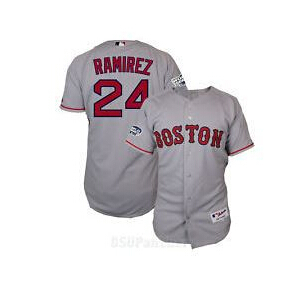 best service ef57b d20c1 manny ramirez boston red sox jersey