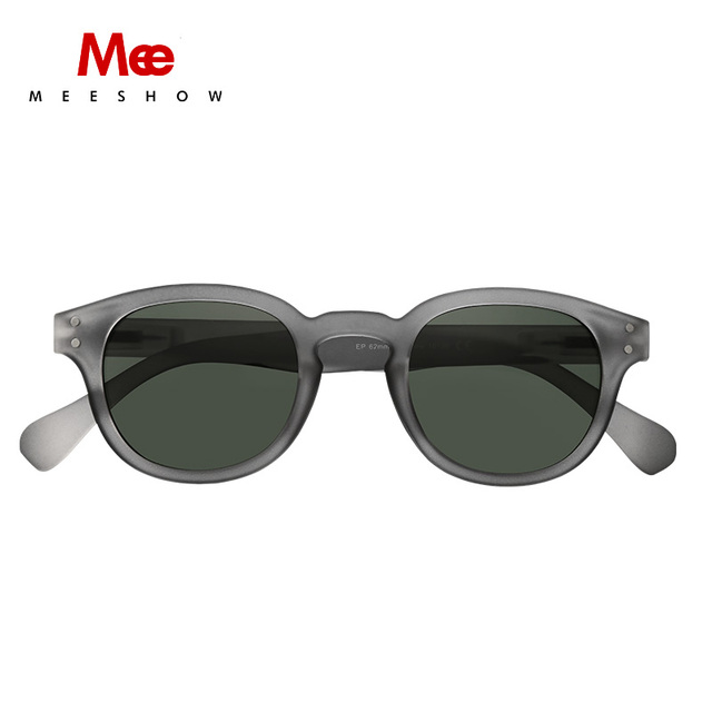 54076715c06 Meeshow sunglasses Retro Europe style quality Men Women sun glasses G15  Lens UV400 protection free gift packing included 1513