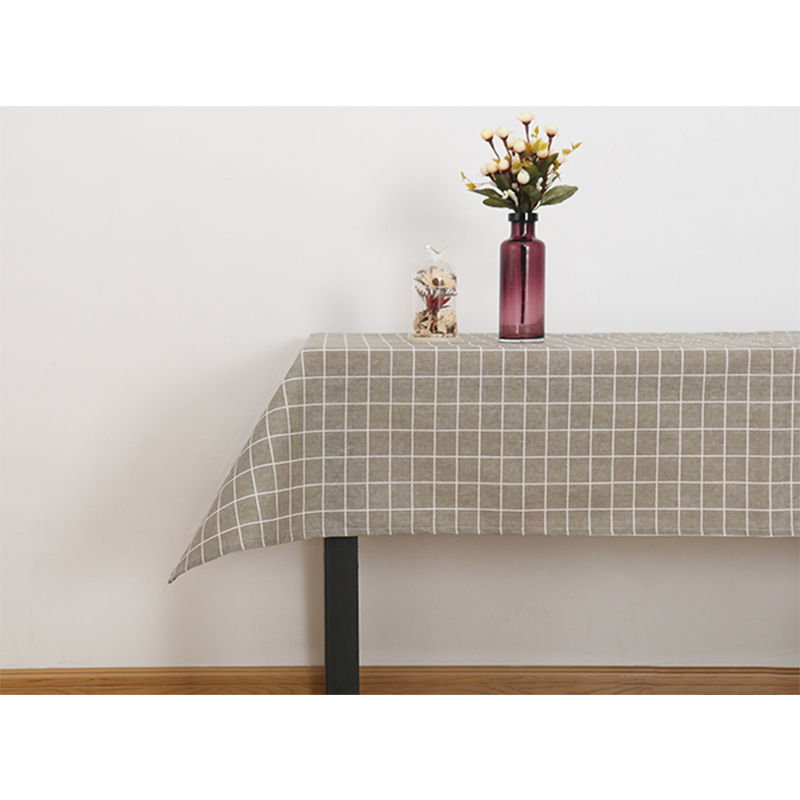 Pastoral Tablecloths мақта мата зығырдан - Үй тоқыма - фото 3