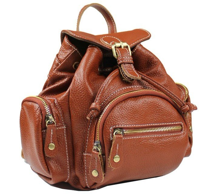 Leather backpack camera bag – New trendy bags models photo blog