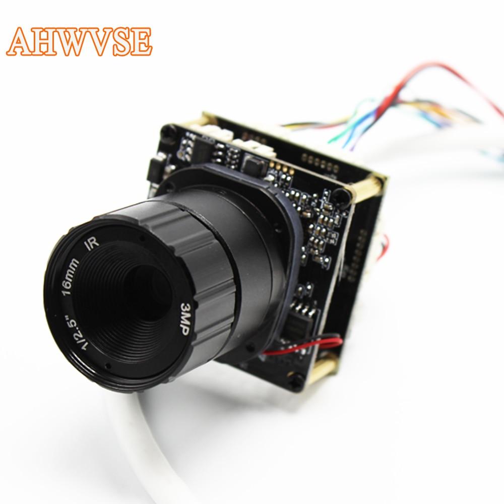 Long distance 16mm CS LENS H.265 Hi3516E 1080P DIY CCTV POE IP Camera module Board PCB ONVIF H264 Mobile XMEYE CMS IRCUT cms