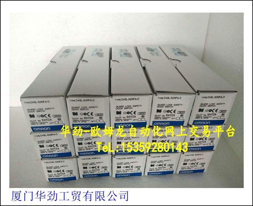 D4SL-N2NFA-D   Safety Door Switch Electromagnetic Lock New Original Genuine Stock