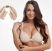 Fashion Bra Spring And Summer Seamless Sexy Plus Size Bra Comfortable Ultra Thin Large Cup Underwear