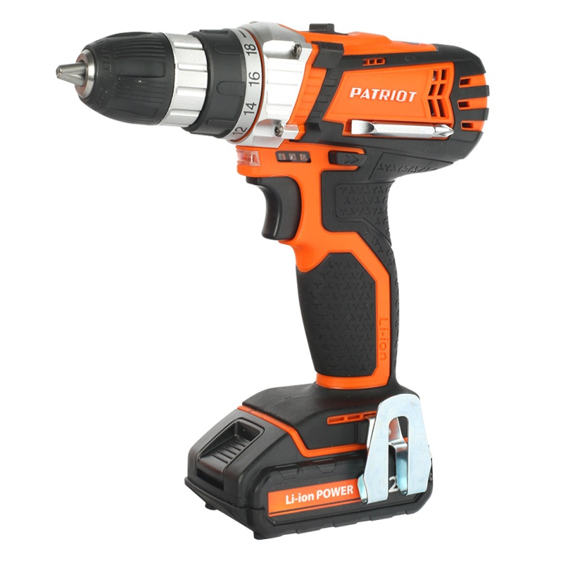 Drill driver battery of PATRIOT BR111Li The One