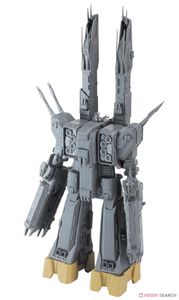 Image 5 - 1/4000 SDF 1 MACROSS STORM ATTACKER TYPE THE MOVIE VER Mobile Suit Assemble Model Kits Action Figures Plastic Model Toys