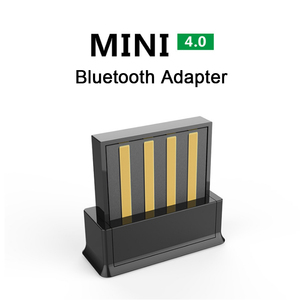 Image 2 - Bluetooth Adapter Mini Bluetooth 5.0 Receiver Bluetooth Dongles Support Winows Linux Vista Mac OS for Laptop Tablet Computer