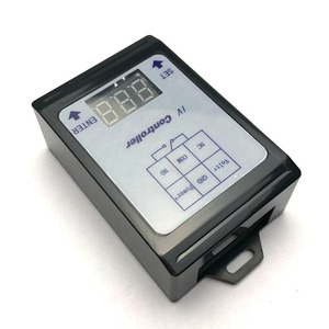 Image 3 - DC voltage detection and control relay 6 80V/48V60V battery charging and discharging timing /30A on off switch