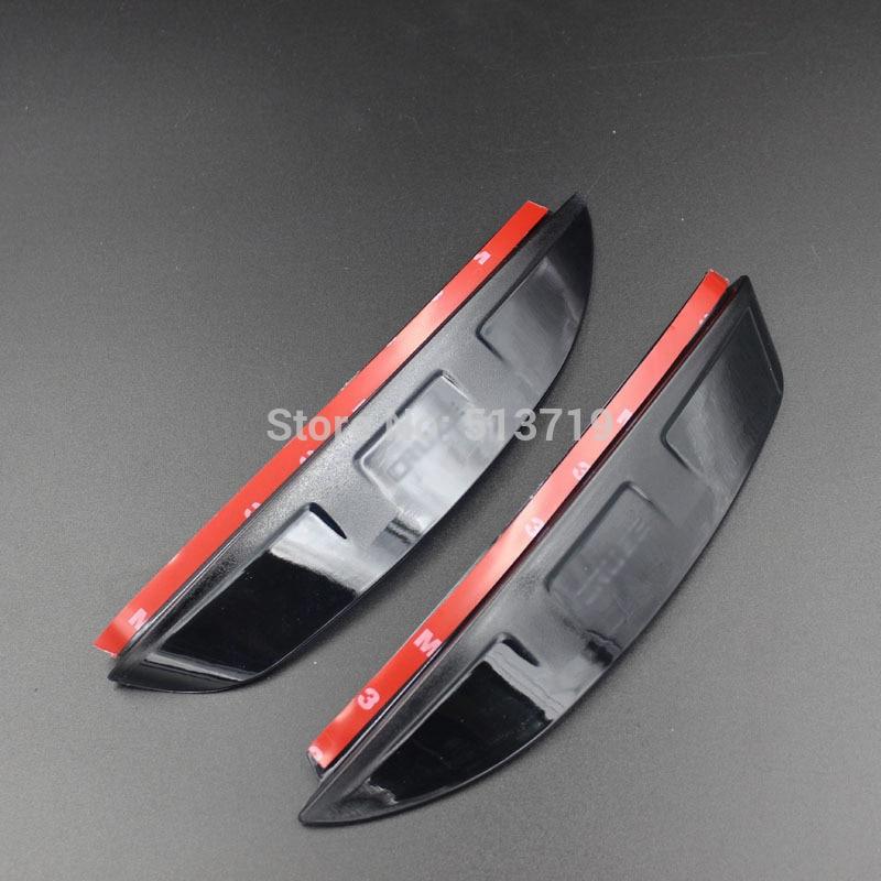 Dongzhen Rearview Mirror Rain Eyebrow Reflective Mirror Side Mirror Rain Visor Accessories For Chevrolet Cruze 2012 2013 2014