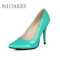 Neoarry 2017 new brand shoes woman high heels women pumps stiletto thin heel pointed toe patent.jpg 250x250
