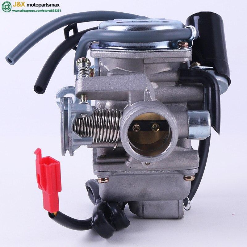 125 150cc gy6 four stroke engine - 800×800