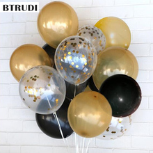 12 inches of confetti  balloons 50pcs /lot latex holiday parties wedding room decorations Wedding & Engageme