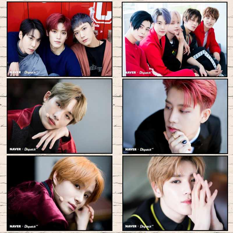 Detail Feedback Questions about NCT 2018 Korean Poster/Kpop