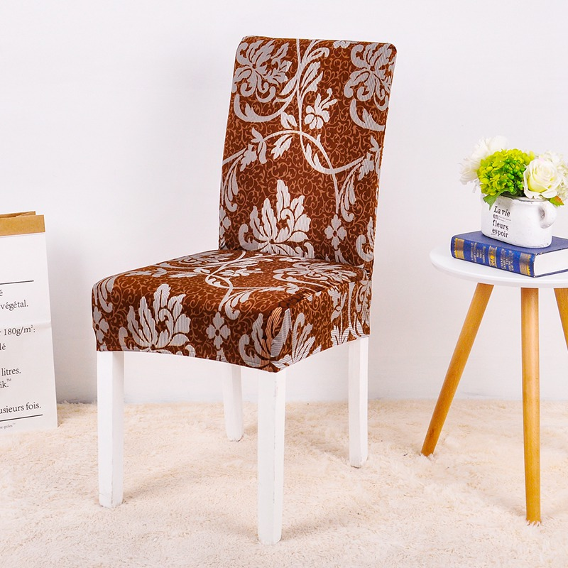 brown chair cover