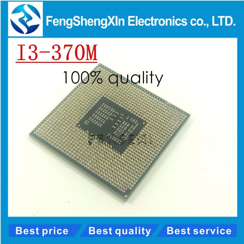 SLBUK CPU Core Processeur i3-370M 3 M Cache, 2.4 GHz, i3 370 M CPU PPGA988 support HM55/QH57