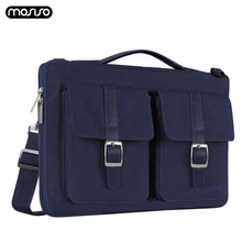 MOSISO 13.3 14 15 15.6 Inch Laptop Bag Case Notebook Messenger Bags for MacBook Air Pro 13 15 Waterproof Computer Handbag Sleeve original brand for macbook air 14 4 15 6 inch notebook computer bag laptop backpack school bags for teenagers boys girls