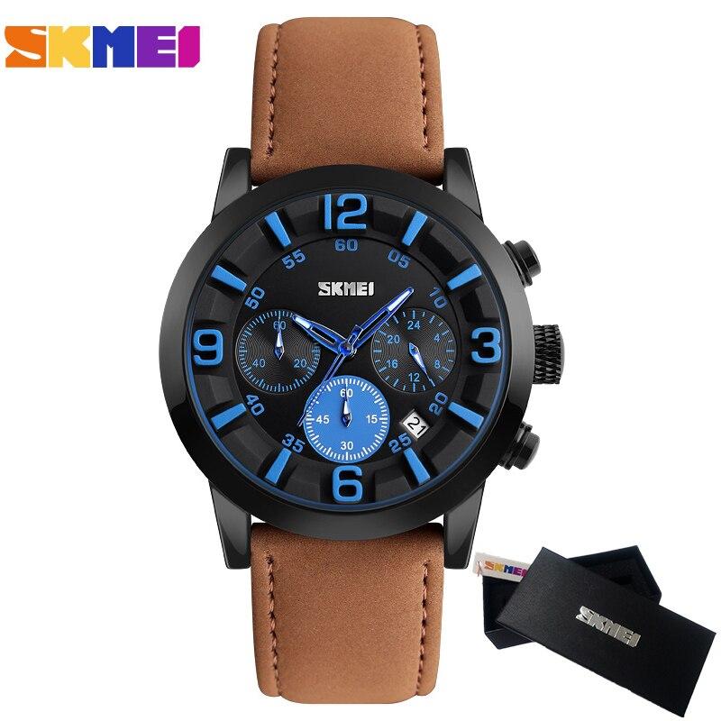 Marca de fábrica superior SKMEI Relojes Hombres Reloj deportivo - Relojes para hombres